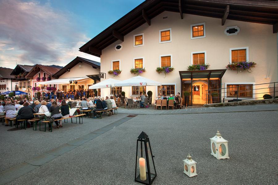Hotel Metzgerwirt St Veit